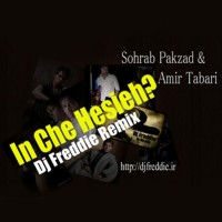Sohrab Pakzad - In Che Hesieh ( DJ Freddie Remix )