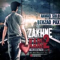 Behzad Pax Ft Ahmad Solo - Zakhme Kari 2