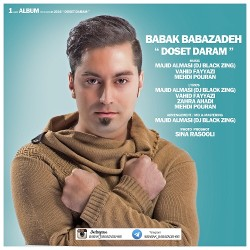 Babak Babazadeh – Dooset Daram