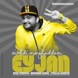 Mehdi Moghaddam – Ey Jan