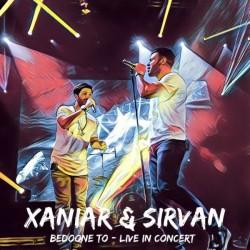 Xaniar & Sirvan Khosravi – Bedoone To ( Live in Concert )
