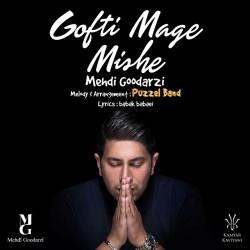 Mehdi Goodarzi – Gofti Mage Mishe