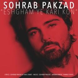 Sohrab Pakzad – Eshgham Ye Kari Kon