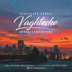 Fereydoun Asraei – Vaghtesheh ( Infinoise & Nin9teen Remix )