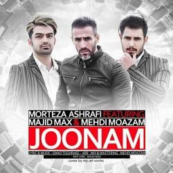 Majid Max & Morteza Ashrafi & Mehdi Moazam – Joonam