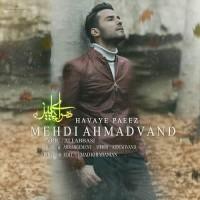Mehdi Ahmadvand - Havaye Paeiz