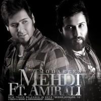 Mehdi Modarres Ft Amir Ali - Mishe Kenare To
