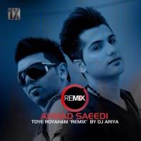 Ahmad Saeedi - Tooye Royaham ( DJ Ariya Remix )