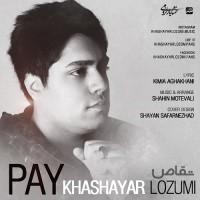 Khashayar Lozumi - Taghas
