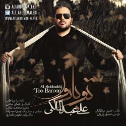 Ali Abdolmaleki – Too Baroon