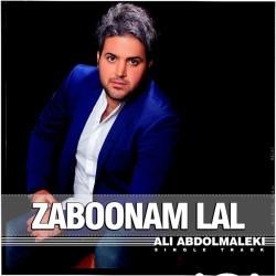Ali Abdolmaleki - Zaboonam Lal