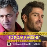 Reza Malekzadeh Ft Mohammadreza Hedayati - To Koja Khoshi