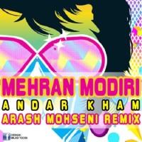 Daarkoob Band Ft Mehran Modiri - Andar Kham ( Remix )