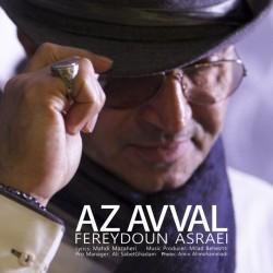 Fereydoun Asraei – Az Avval