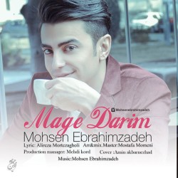 Mohsen Ebrahimzadeh - Mage Darim