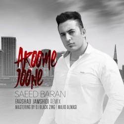 Saeed Baran – Aroome Joone ( Farshad Jamshidi Remix )