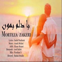 Morteza Zakeri – Ba Delam Bemoon