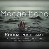 Macan Band - Khoda Poshtame
