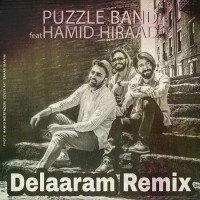 Puzzle Band Ft Hamid Hiraad - Delaaram ( Remix )