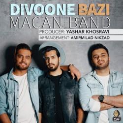 Macan Band – Divoone Bazi