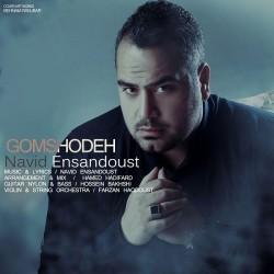 Navid Ensandoost – Gomshodeh