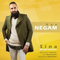 Sina Moghaddam - Negam Kon