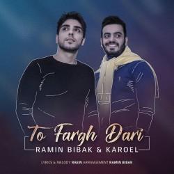 Ramin Bibak & Karoel – To Fargh Dari
