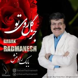 Babak Radmanesh – Joz Gole Rooye To