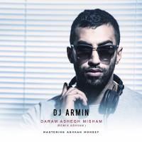 Ashvan - Daram Ashegh Misham ( Dj Armin Remix )