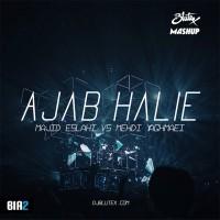 Majid Eslahi Vs Mehdi Yaghmaei - Ajab Haliye ( DJ Blutex Mashup )