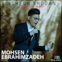 Mohsen Ebrahimzadeh - Ashegh Shodan ( DJ Milaad Remix )