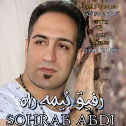 Sohrab Abdi - Refighe Nime Rah
