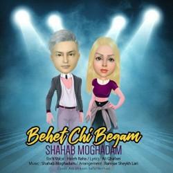 Shahab Moghadam - Behet Chi Begam