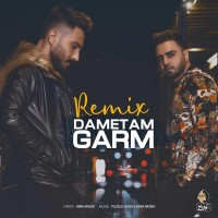 Puzzle Band - Dametam Garm ( Remix )