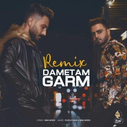 Puzzle Band - Dametam Garm ( Remix )