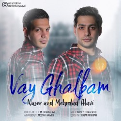 Naser Alavi & Mehrdad Alavi - Vay Ghalbam