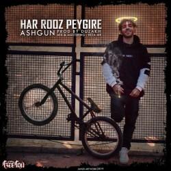 Ashgun - Har Rooz Peygire