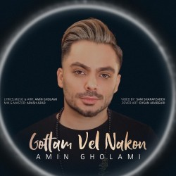 Amin Gholami - Goftam Vel Nakon