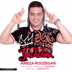 Alireza Roozegar - Jadidan