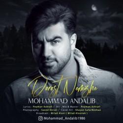 Mohammad Andalib - Dorost Nemishe