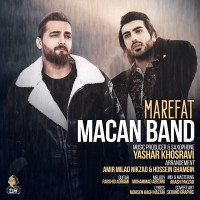 Macan Band - Marefat