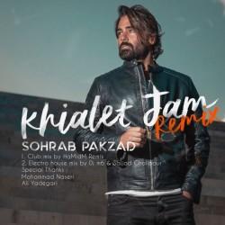 Sohrab Pakzad - Khialet Jam ( Dj M6 & Sajjad Gholipour Electro House Remix )