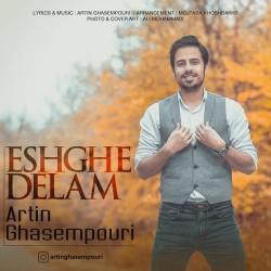 Artin Ghasempouri - Eshghe Delam