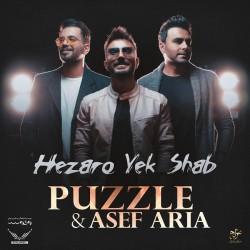 Puzzle Band Ft Asef Aria - Hezaro Yek Shab