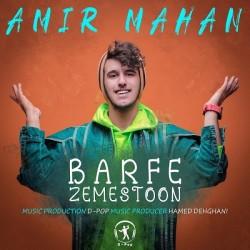 Amir Mahan - Barfe Zemestoon