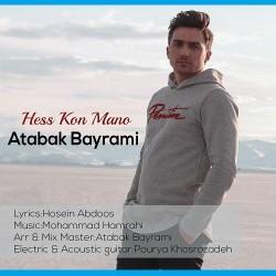 Atabak Bayrami - Hess Kon Mano