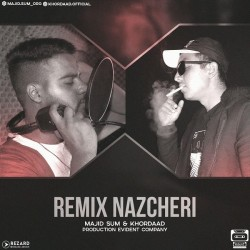 Majid Sum & Khordad - Nazcheri ( Remix )
