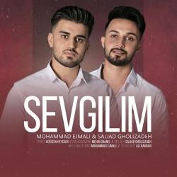 Mohammad Ejmali & Sajjad Gholizadeh - Sevgilim