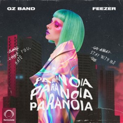 Gz Band Ft Feezer - Paranoia