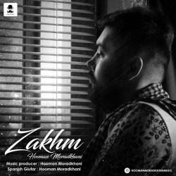 Hooman Moradkhani - Zakhm